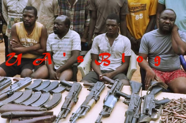 Police Bust Anambra Gun Dealer, 10 Others In Benue-Taraba Axis