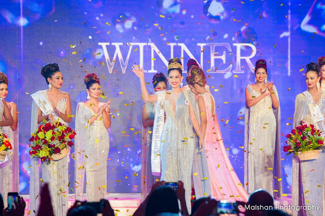 Siyatha - Miss World Sri Lanka 2016 Finals