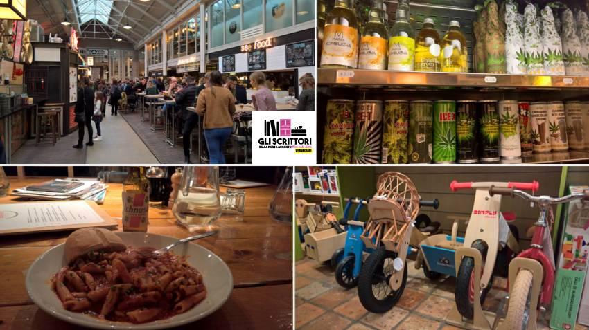 Dieci motivi per visitare Amsterdam: non solo coffee shop, ma anche buona cucina e attenzione all'ambiente.