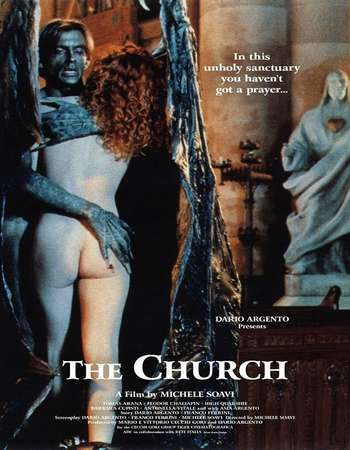 Poster Of The Church 1989 Hindi Dual Audio 450MB UNRATED BluRay 720p ESubs HEVC Free Download Watch Online downloadhub.in