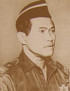 Foto Mayor Jenderal Harjono Mas Tirtodarmo