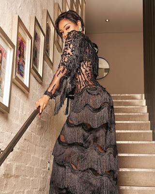 Bonang Matheba fashion and style looks