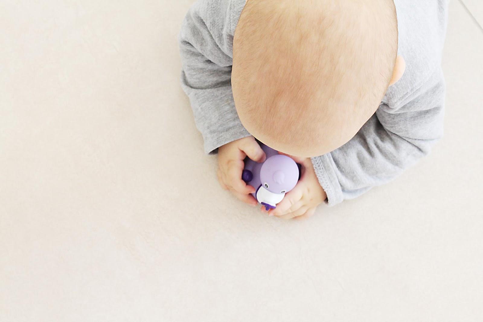 Achtsame Babypflege mit natürlichen Inhaltsstoffen