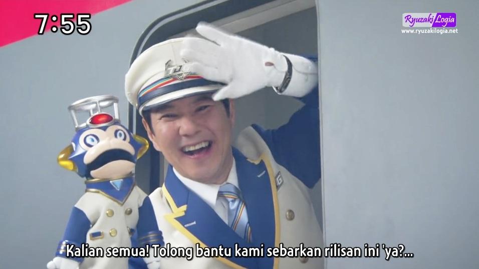 Chouseishin gransazer episode 38 - Love me not download film