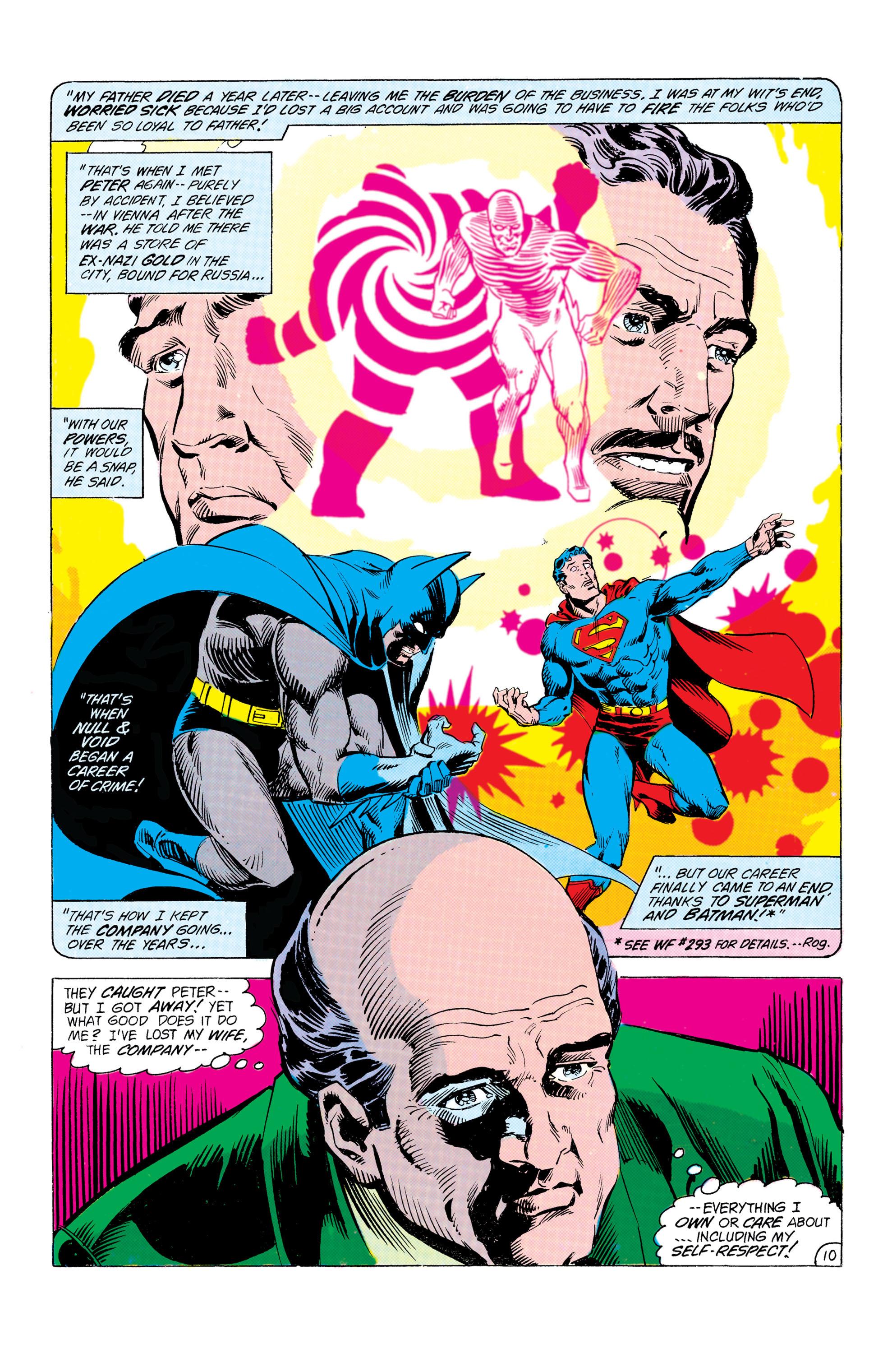 Read online World's Finest Comics comic -  Issue #304 - 11