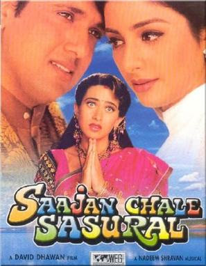 Saajan Chale Sasural 1996 Hindi 720p WEB HDRip 1Gb x264