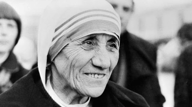 Mother Teresa died