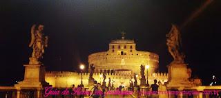 pagina pontos turisticos castel santangelo - Pontos turísticos de Roma