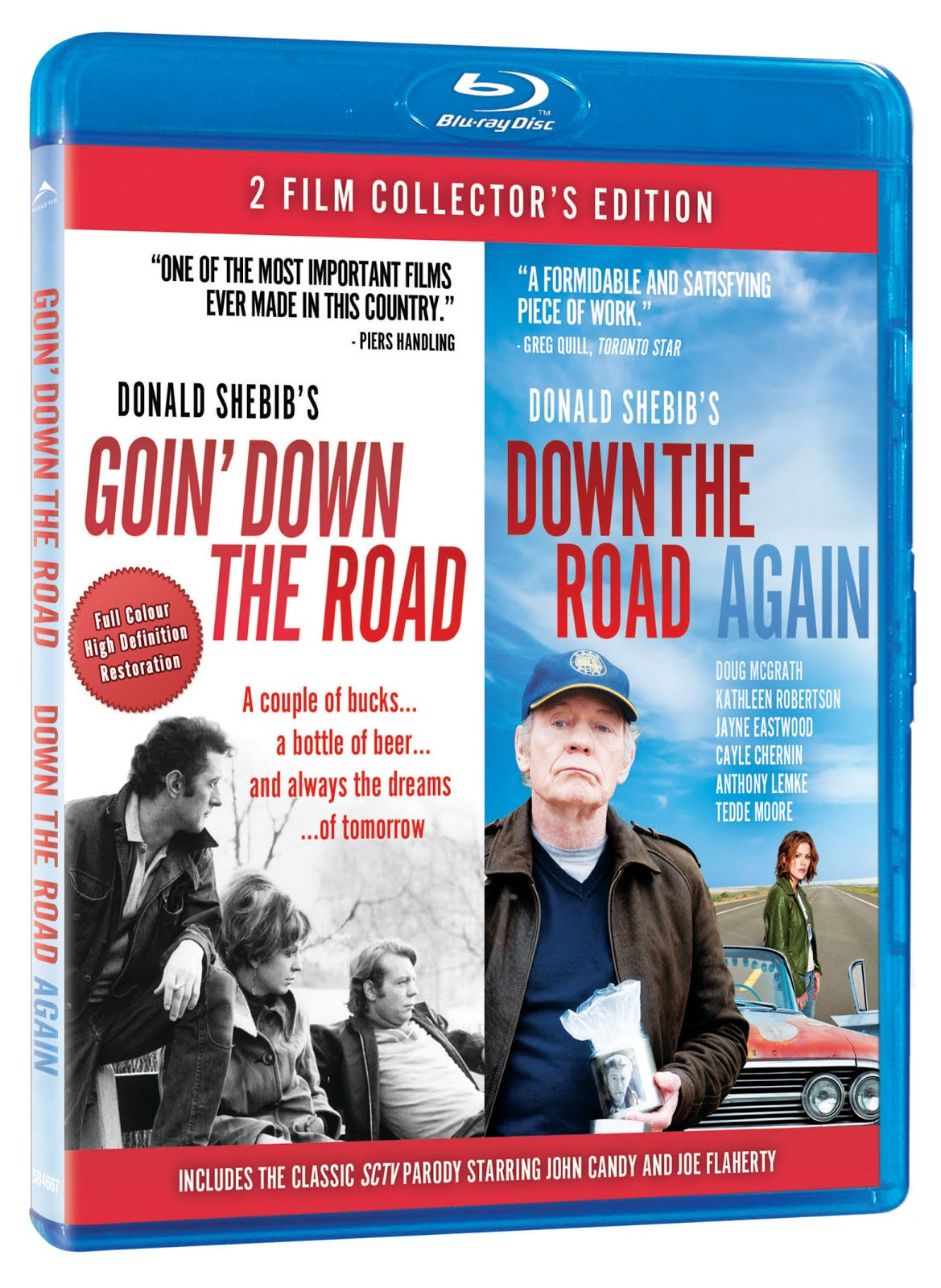 a film review of goin down the road by don shebib Read about film director don shebib on northernstarsca don shebib – biography 130 goin' down the road marked shebib as an important figure in the.