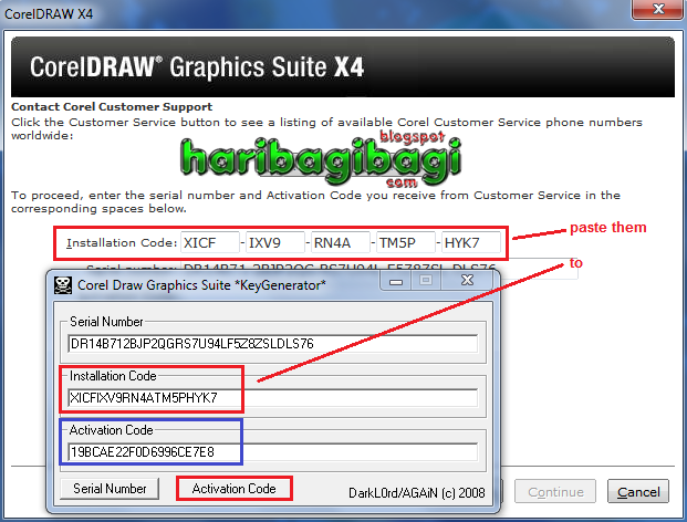 Dauprofkhyl Blog Archive Coreldraw X4 Activation Code Keygen