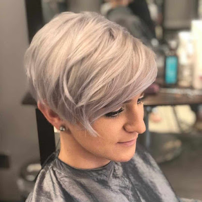 short hairstyles 2019 for women