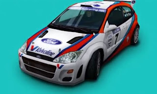 Ford Focus Colin McRae Rally
