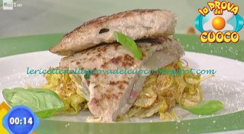 Tramezzini di carne ai carciofi ricetta Bongiovanni da Prova del Cuoco