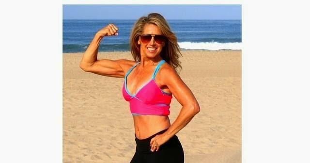 Denise Austin Bikini Pics 2