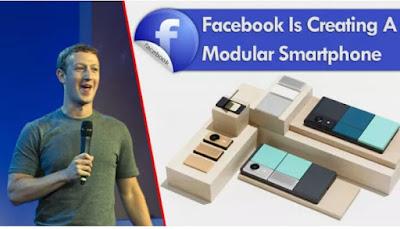 FaceBook To Create A Modular Smartphone(Project Ara)