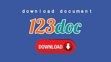Hỗ trợ download tài liệu có phí trên các trang 123doc, xemtailieu