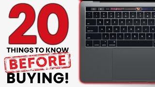 2016 MacBook Pro – 20 Things Before Buying!