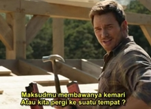 Download Jurassic World: Fallen Kingdom (2018) BluRay 480p & 3GP Subtitle Indonesia