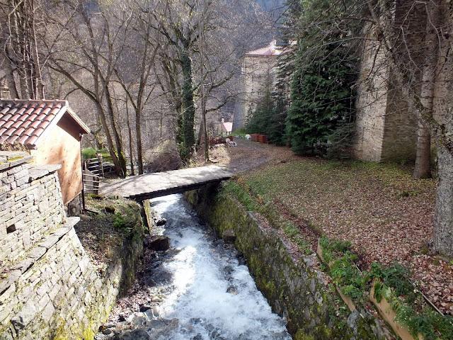 Alrededores del Monasterio de Rila, senderismo