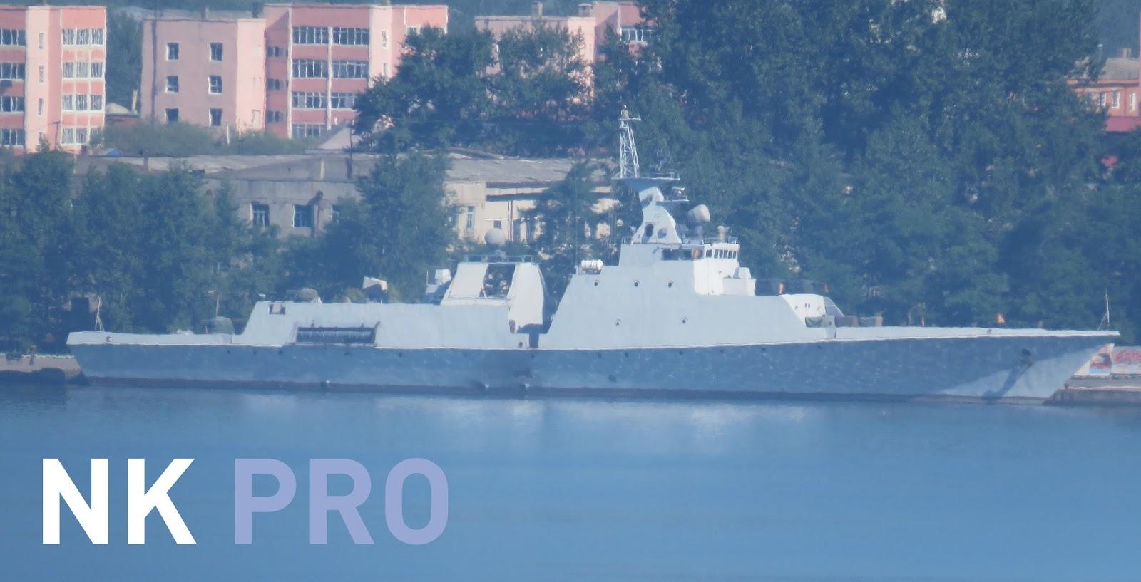 قصه ال MIG-29 في كوريا الشماليه  Rcs-reducing-vessel-dprk1