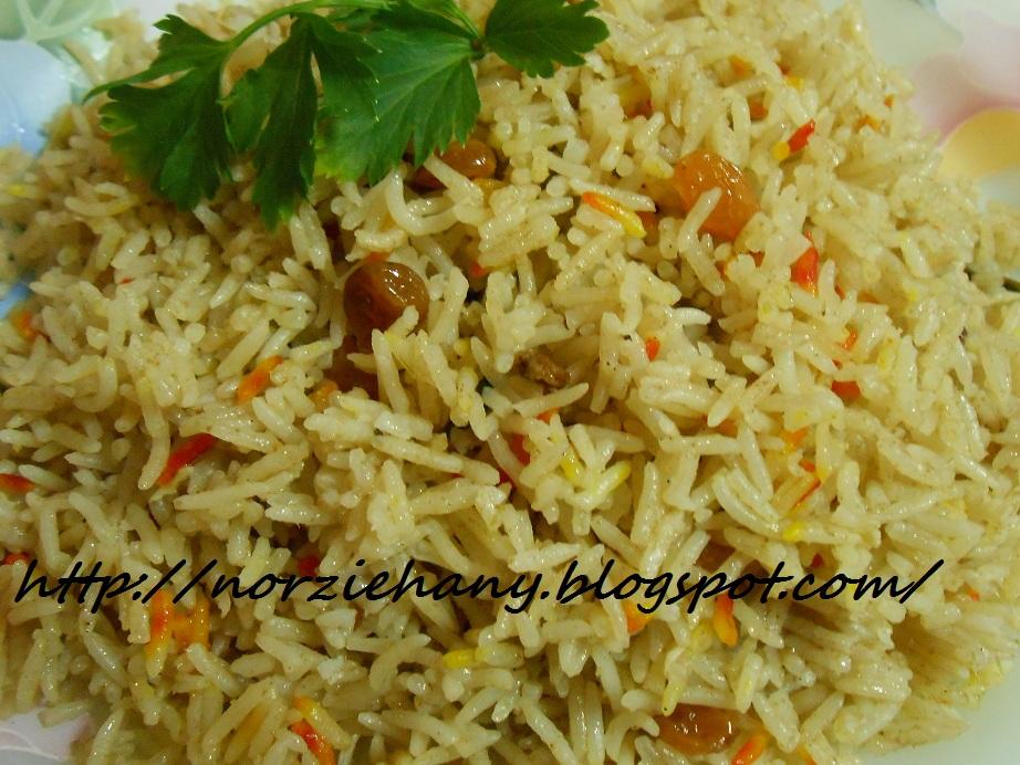 Norzie hany: Nasi Beriani