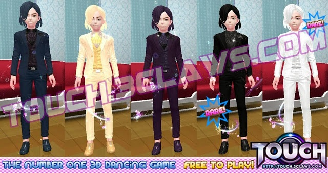 Orchid Egg Touch Online World