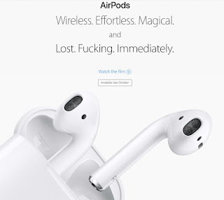 apple airpods details