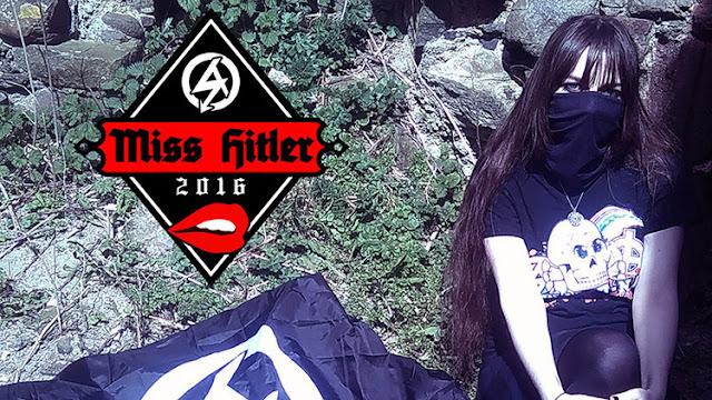 """""""El concurso de belleza más feo"""": Neonazis británicos eligen a Miss Hitler 2016"""