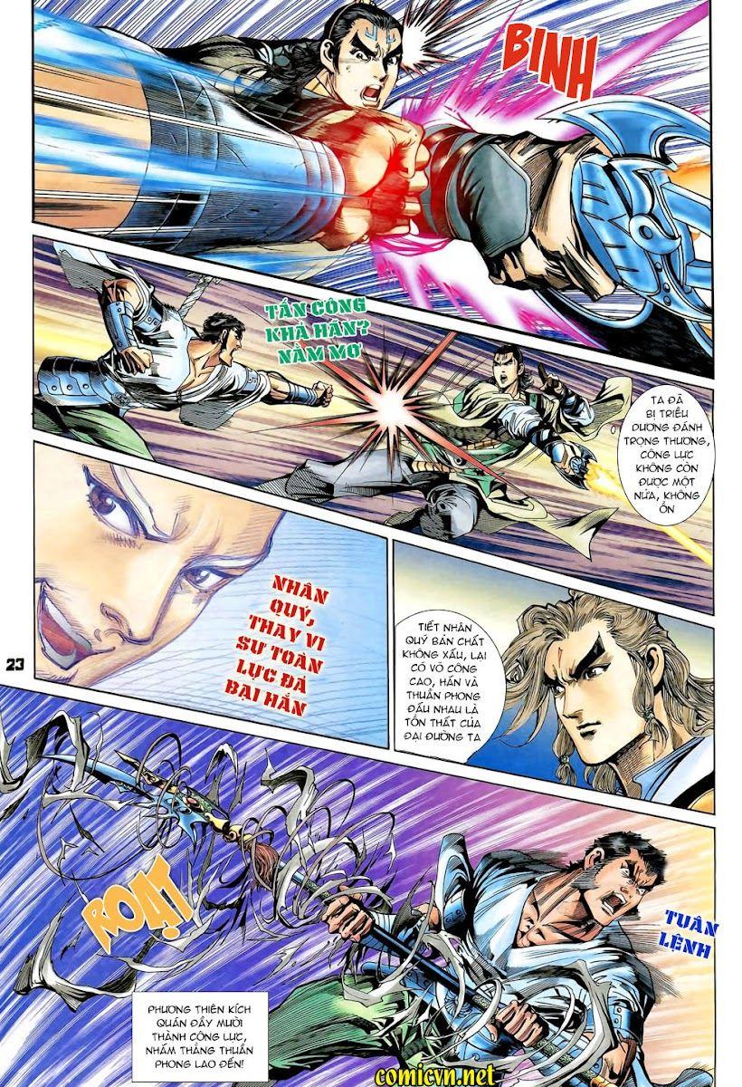 Đại Đường Uy Long chapter 90 trang 23