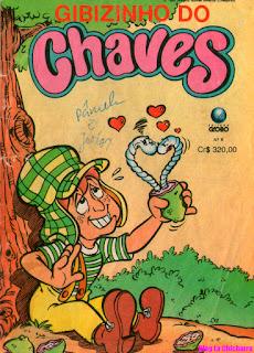 img069 - Os Gibis mais raros e exclusivos de Chaves & Chapolin
