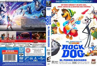 Rock Dog Maxcovers