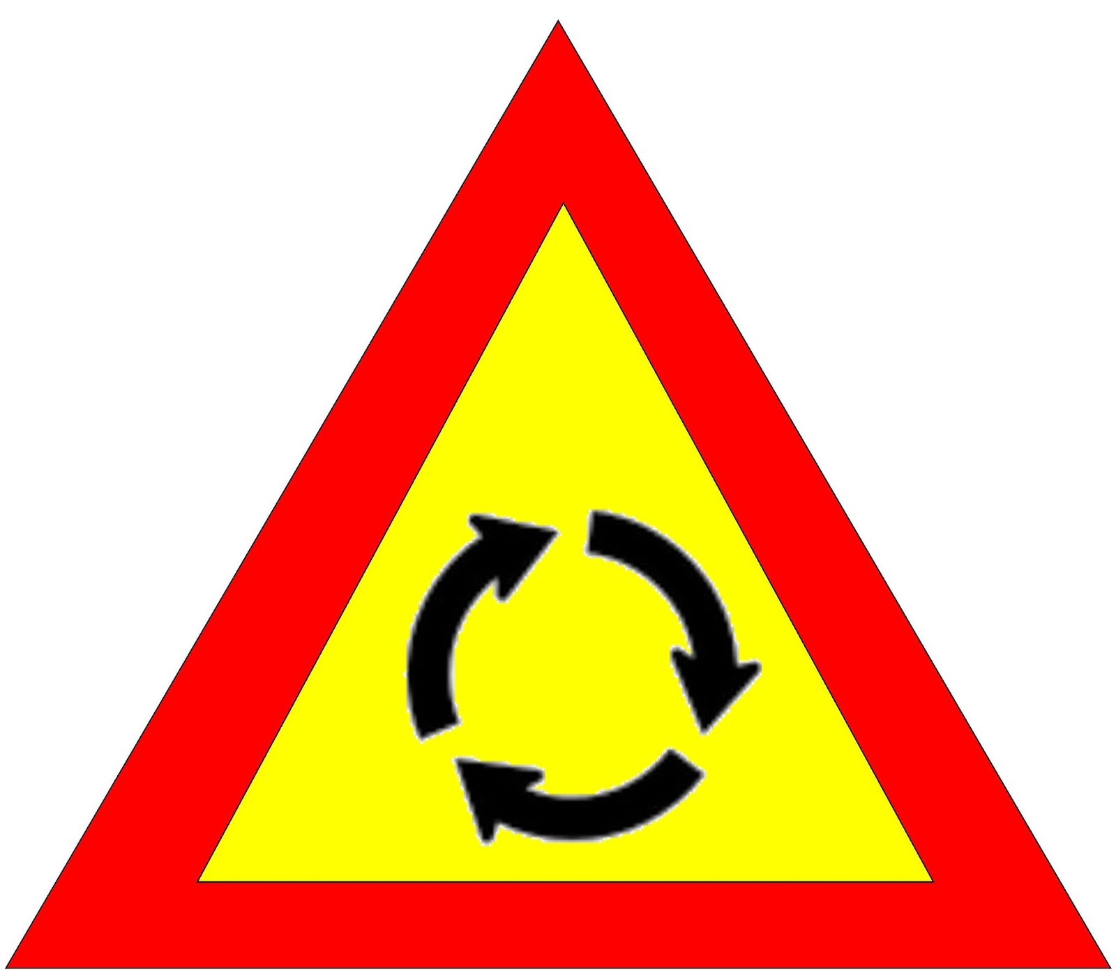 Nigeria Road Traffic Signs and their Meanings (Information