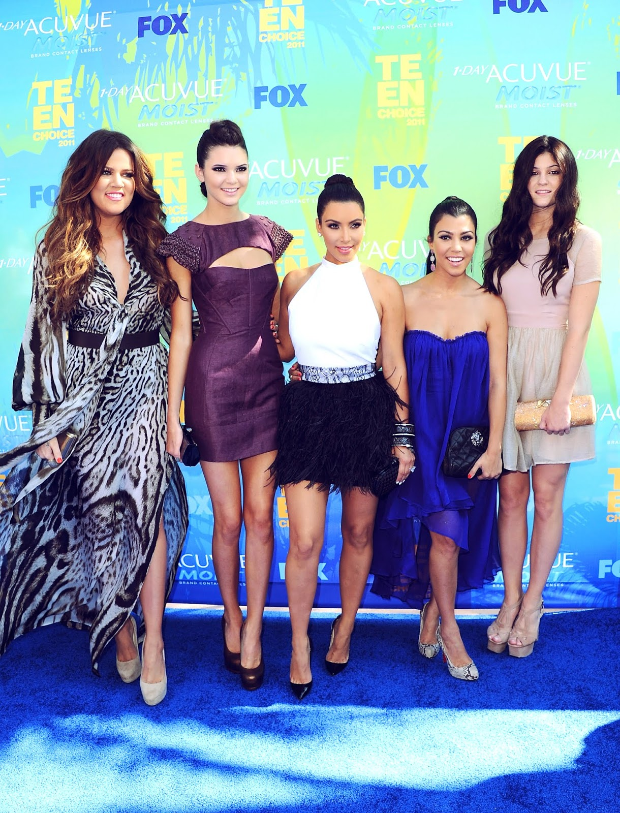 25 - Teen Choice Awards in August 11, 2011