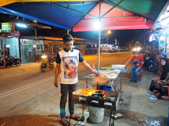 Street Food Pangkor