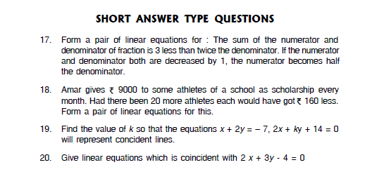 Linear equation of two variable,graph,class 10 maths cbse,ssc,scc,sa1,