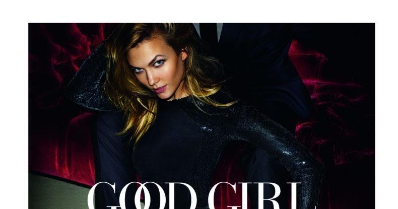 Karlie Kloss Stars In The Carolina Herrera Good Girl Fragrance Campaign
