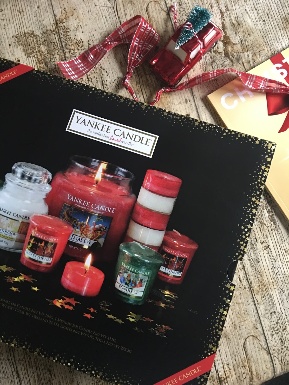 yankee candle gift the christmas edition
