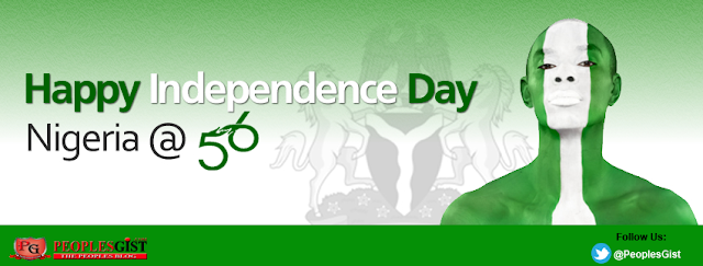 Happy Independence Day – Nigeria at 56