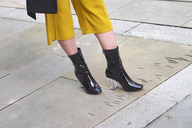 perspex boots trend fashion blog