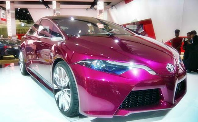 2018 Toyota Camry Hybrid Rumors