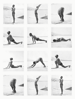 yatna yoga surya namaskar