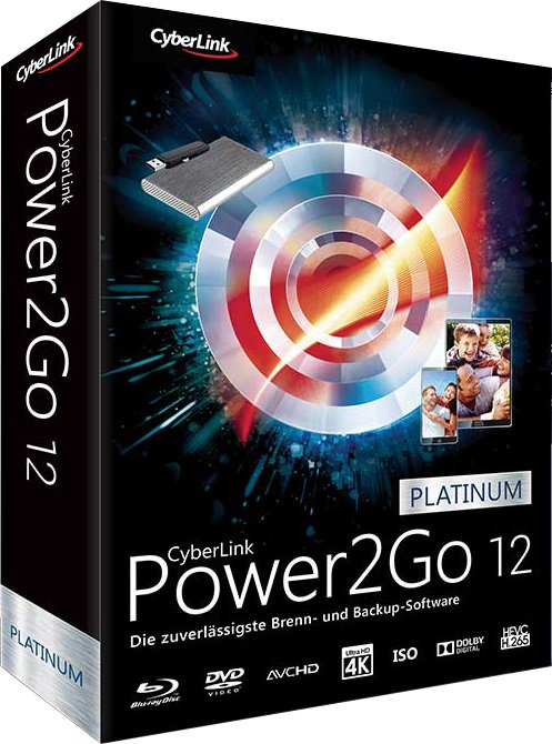 POWER2GO GRATUIT CYBERLINK TÉLÉCHARGER 8