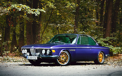 bmw e9 widescreen hd wallpaper