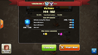 Clan TARAKAN 2 vs Clan China, TARAKAN 2 Victory