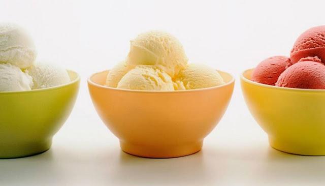 rainbow sherbet ice cream flavors