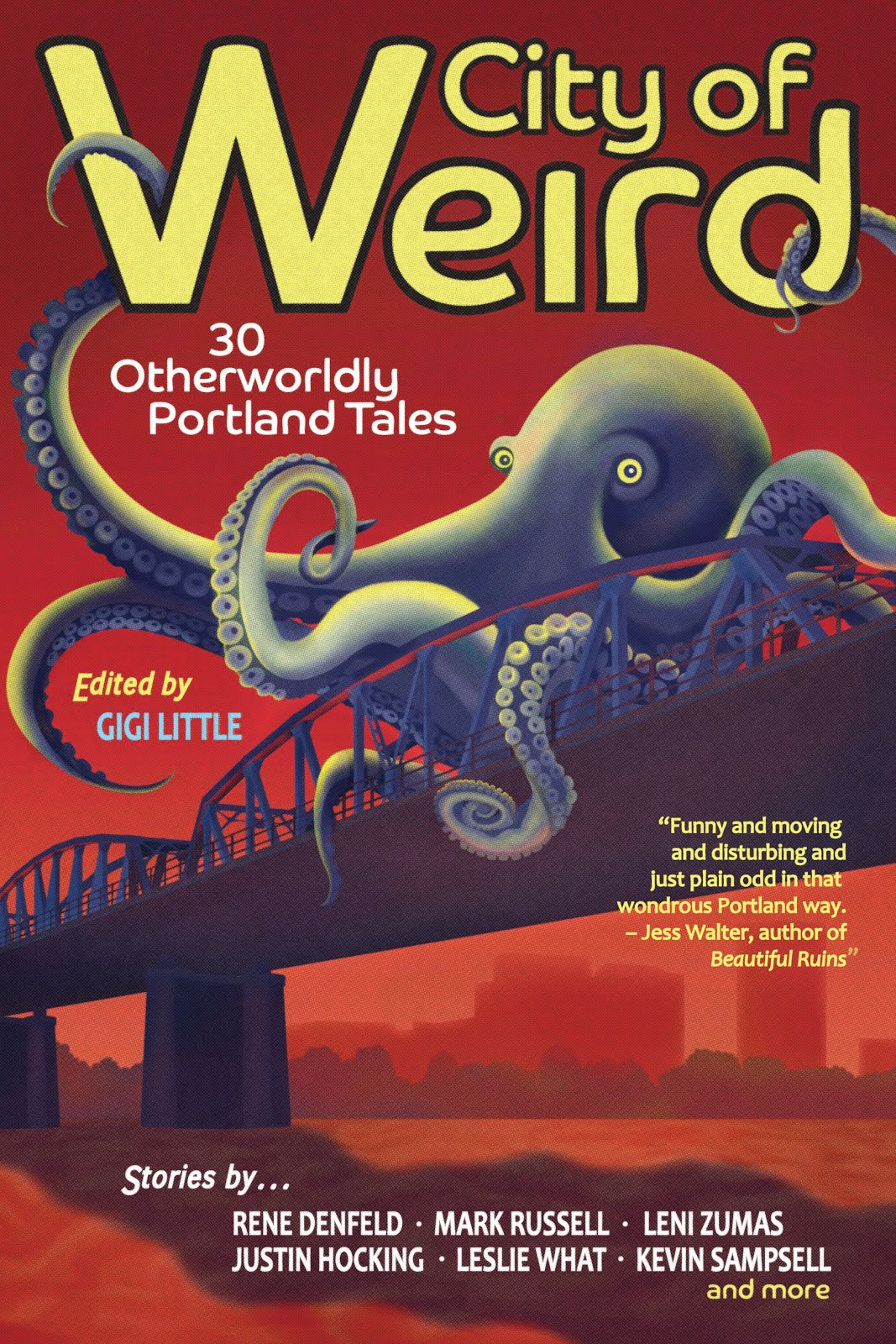 City of Weird