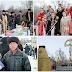 Manifestare de doliu în memoria martirilor neamului, uciși în iarna anului 1941 la Lunca (12 februarie 2017)