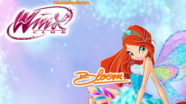 Hình ảnh hoạt hình tiên nữ Winx Bloom xinh đep nhất năm