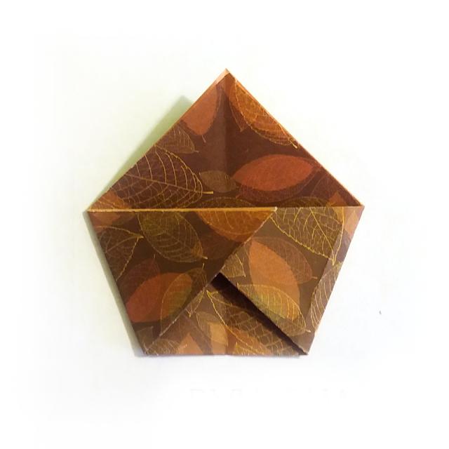 tutorial last minute - bustina origami - Fumiaki Shingu