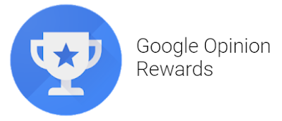logotipo de google opinion rewards